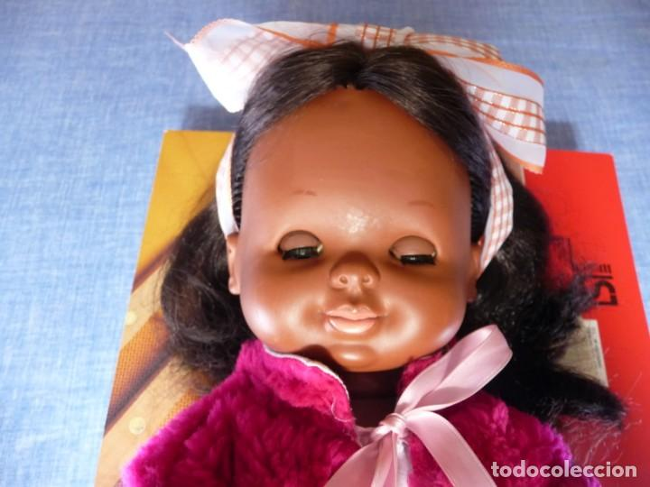 Otras Muñecas de Famosa: Muñeca Graciosa negra negrita años 70 epoca Nancy - Foto 10 - 138714214