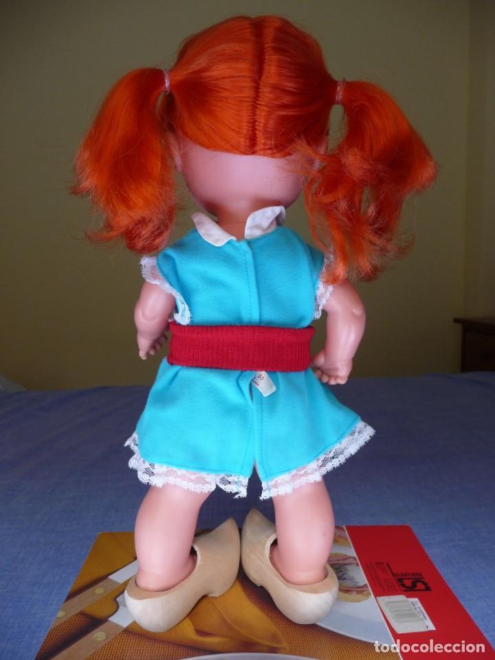 Otras Muñecas de Famosa: Muñeca chatuca pelirroja pipi años 70 epoca Nancy con zuecos - Foto 5 - 138714330