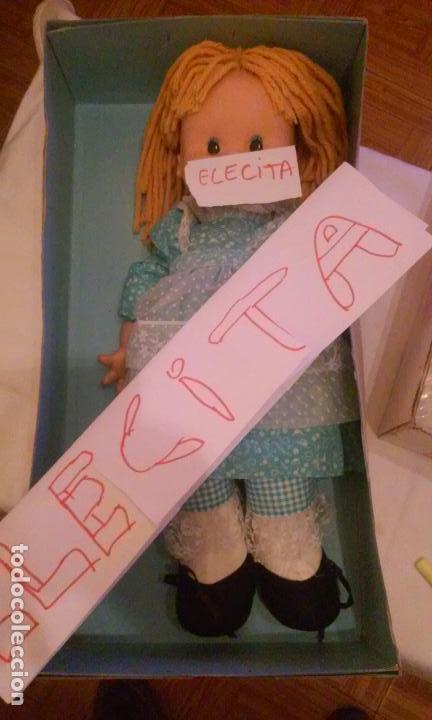 Otras Muñecas de Famosa: MUÑECA POTY DE FAMOSA EN SU CAJA (RARIRISIMA Y ÚNICA EN VENTA) UN MISTERIO ESTA MUÑECA,MADE IN SPAIN - Foto 4 - 139091314