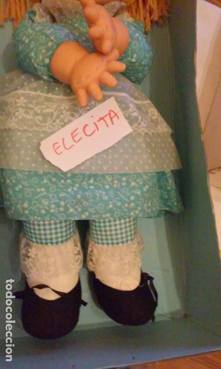 Otras Muñecas de Famosa: MUÑECA POTY DE FAMOSA EN SU CAJA (RARIRISIMA Y ÚNICA EN VENTA) UN MISTERIO ESTA MUÑECA,MADE IN SPAIN - Foto 14 - 139091314