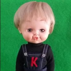 Otras Muñecas de Famosa: KIKO DE FAMOSA OJOS MARGARITA AZULES. Lote 139291690