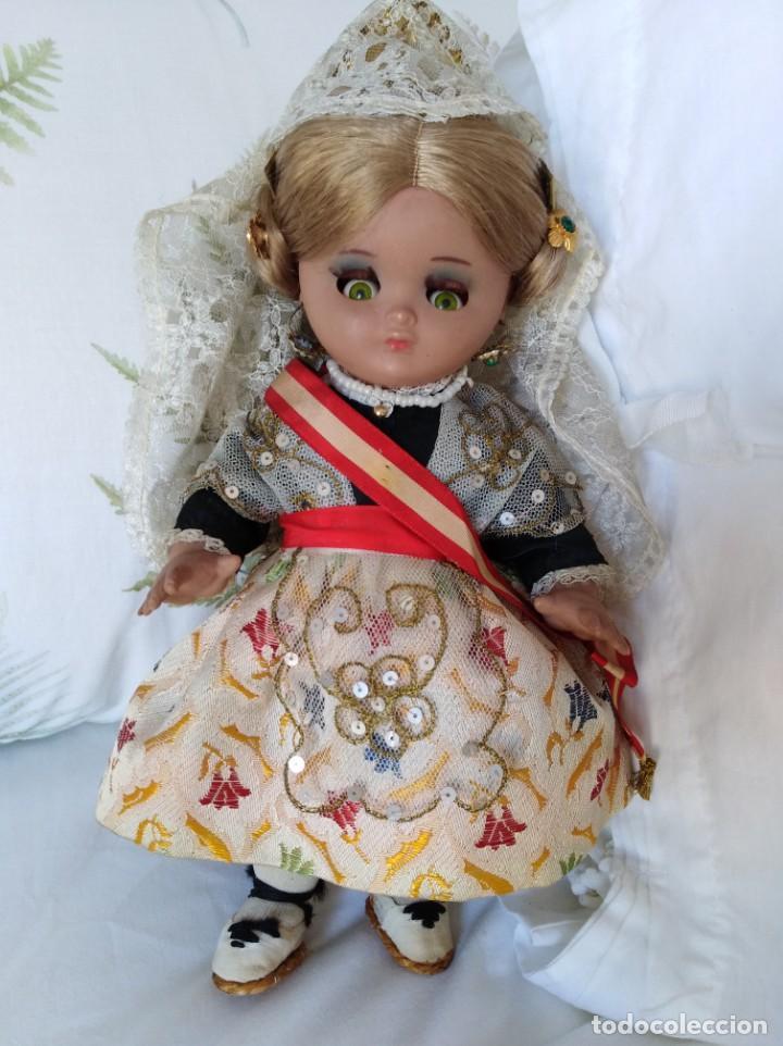 BONITA Y COMPLETA LINDA PIRULA FALLERA (Juguetes - Muñeca Española Moderna - Otras Muñecas de Famosa)