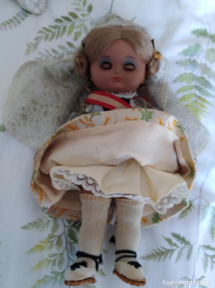 Otras Muñecas de Famosa: Bonita y completa linda pirula fallera - Foto 4 - 139313306