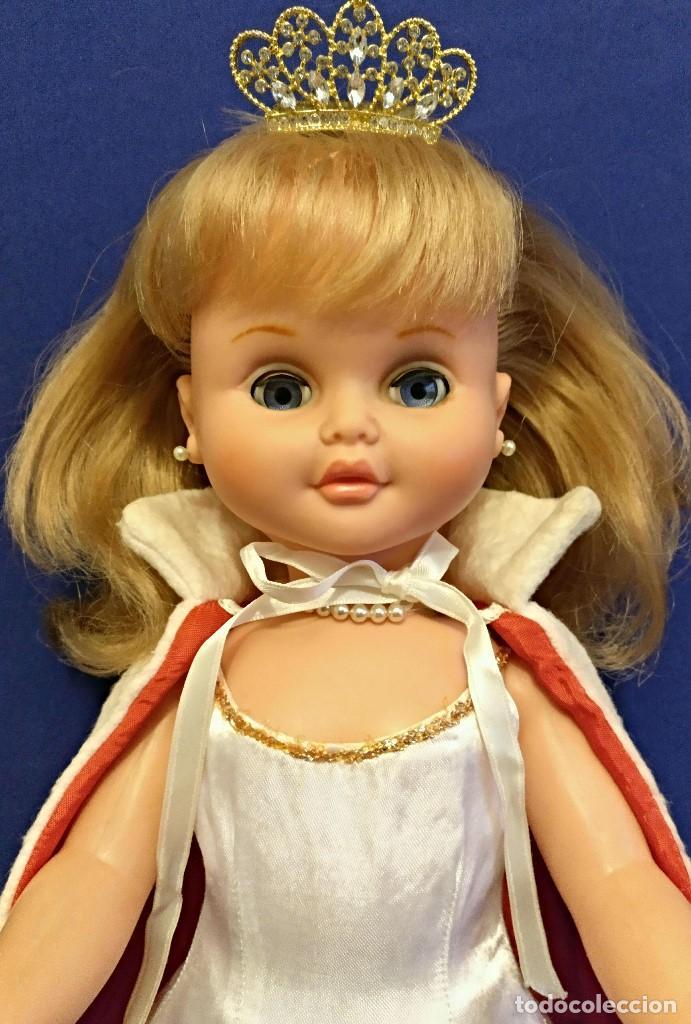 Otras Muñecas de Famosa: Muñeca Marina 47 cm original de Famosa años 60 - Foto 2 - 139717978