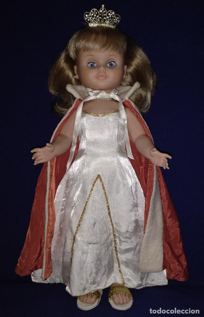 Otras Muñecas de Famosa: Muñeca Marina 47 cm original de Famosa años 60 - Foto 11 - 139717978