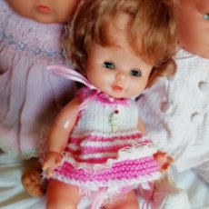 Otras Muñecas de Famosa: MUÑECA NACHU, 35CM CON CARA DE MARILOLI. Lote 139973890
