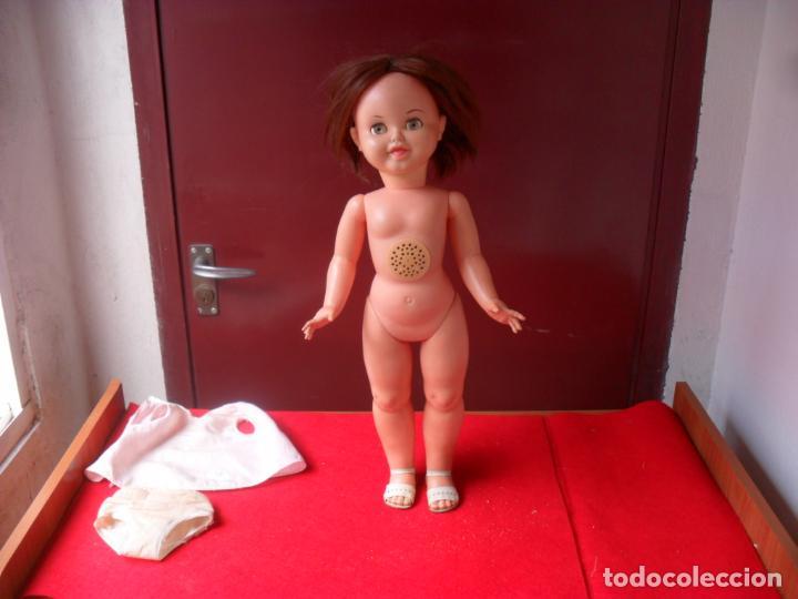 Otras Muñecas de Famosa: muñeca española años 60,con faltas,ojos durmientes,Mirinda de Famosa - Foto 4 - 140478206