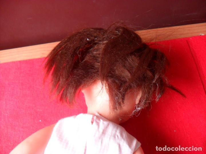 Otras Muñecas de Famosa: muñeca española años 60,con faltas,ojos durmientes,Mirinda de Famosa - Foto 7 - 140478206
