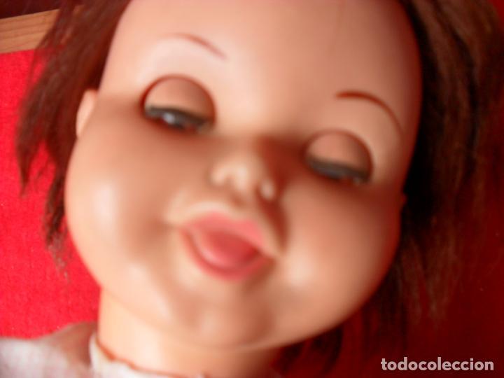 Otras Muñecas de Famosa: muñeca española años 60,con faltas,ojos durmientes,Mirinda de Famosa - Foto 8 - 140478206
