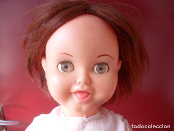 Otras Muñecas de Famosa: muñeca española años 60,con faltas,ojos durmientes,Mirinda de Famosa - Foto 9 - 140478206