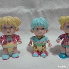 Otras Muñecas de Famosa: LOTE MUÑECOS PIN Y PON . Lote 140764362