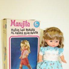 Otras Muñecas de Famosa: MUÑECA MARUJITA DE FAMOSA - AÑOS 70 CONSERVA SU CAJA DE ORIGEN. Lote 140770286