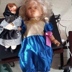 Otras Muñecas de Famosa: MARICARMEN Y DOÑA ROGELIA , IMPECABLE GASTOS ENVIO INCLUIDOS. Lote 141476950