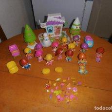 Otras Muñecas de Famosa: LOTE FIGURAS PINYPON MAS ACESORIOS. Lote 141504590