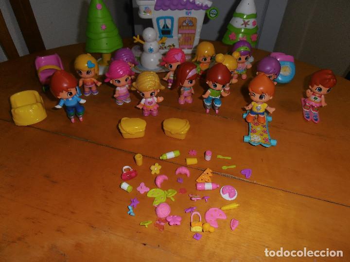Otras Muñecas de Famosa: LOTE FIGURAS PINYPON MAS ACESORIOS - Foto 6 - 141504590