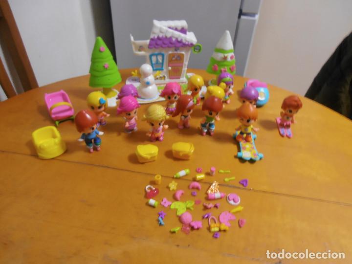 Otras Muñecas de Famosa: LOTE FIGURAS PINYPON MAS ACESORIOS - Foto 7 - 141504590