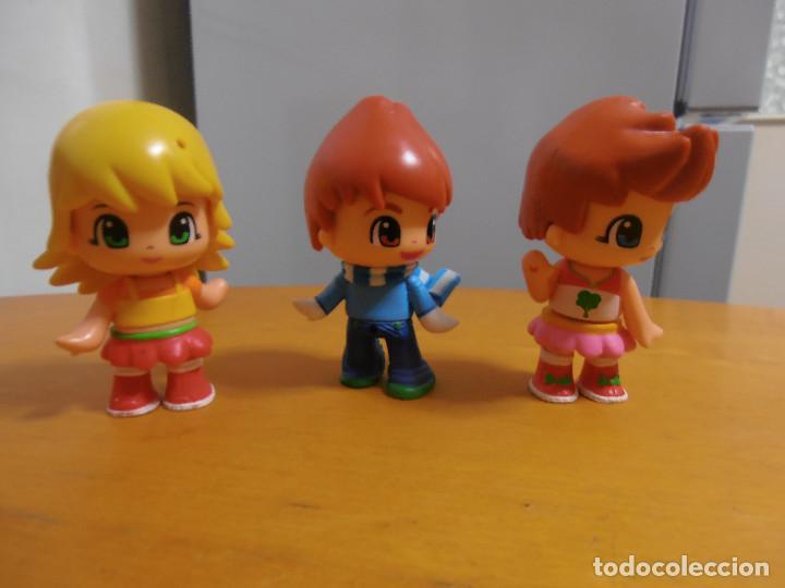 Otras Muñecas de Famosa: LOTE FIGURAS PINYPON MAS ACESORIOS - Foto 10 - 141504590