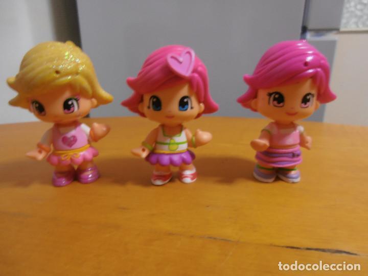 Otras Muñecas de Famosa: LOTE FIGURAS PINYPON MAS ACESORIOS - Foto 11 - 141504590
