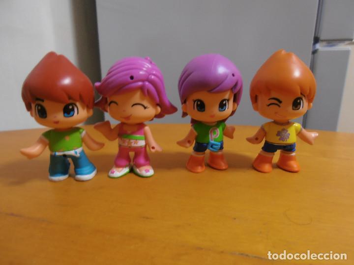 Otras Muñecas de Famosa: LOTE FIGURAS PINYPON MAS ACESORIOS - Foto 12 - 141504590