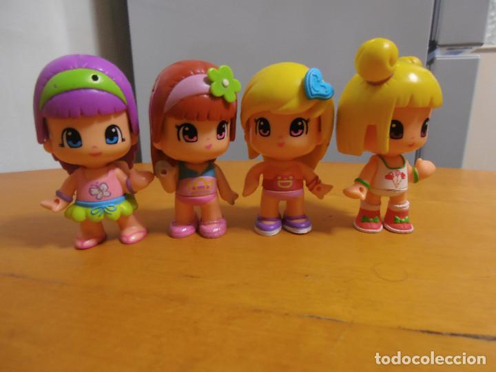 Otras Muñecas de Famosa: LOTE FIGURAS PINYPON MAS ACESORIOS - Foto 13 - 141504590