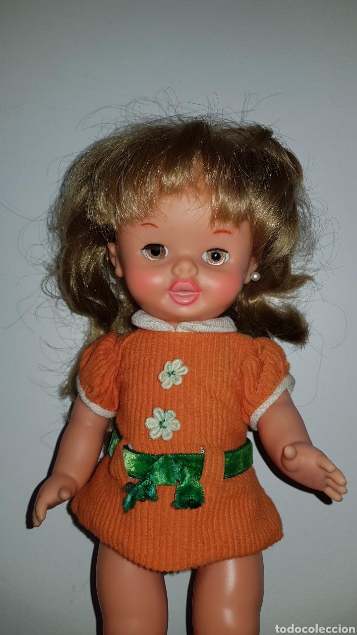 Otras Muñecas de Famosa: Preciosa y dificilísima muñeca Peque Parlanchina Famosa años 60 Mattel México 1967 - Foto 2 - 141560945