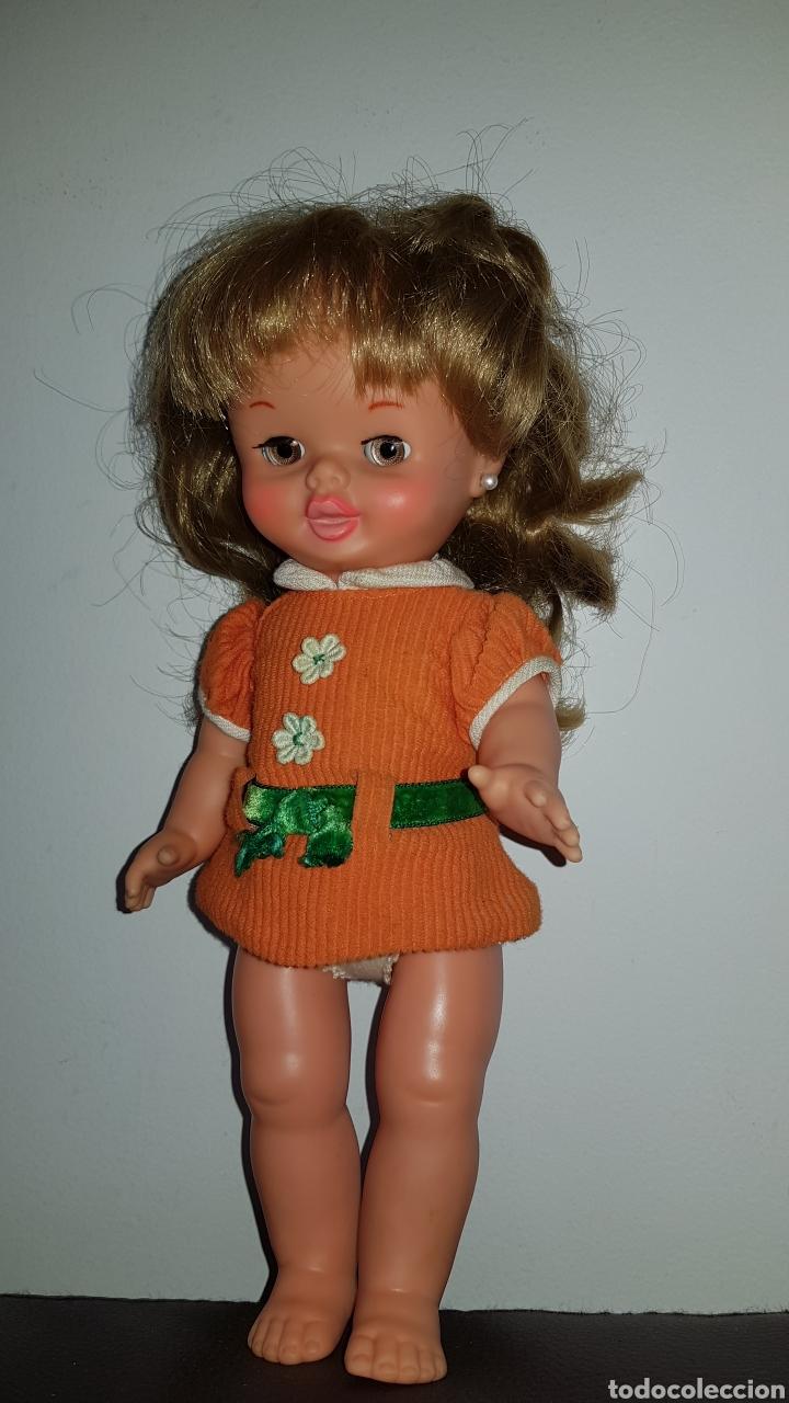 Otras Muñecas de Famosa: Preciosa y dificilísima muñeca Peque Parlanchina Famosa años 60 Mattel México 1967 - Foto 3 - 141560945