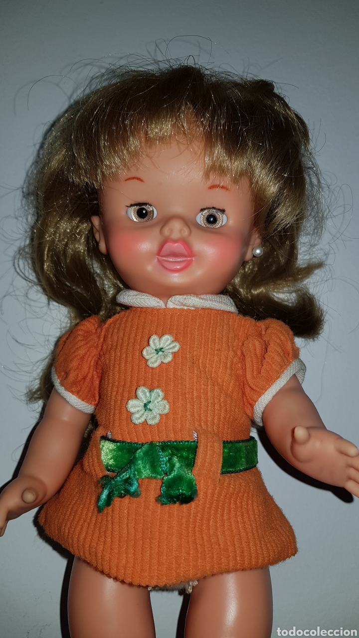 Otras Muñecas de Famosa: Preciosa y dificilísima muñeca Peque Parlanchina Famosa años 60 Mattel México 1967 - Foto 4 - 141560945