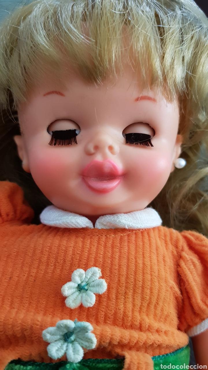 Otras Muñecas de Famosa: Preciosa y dificilísima muñeca Peque Parlanchina Famosa años 60 Mattel México 1967 - Foto 6 - 141560945