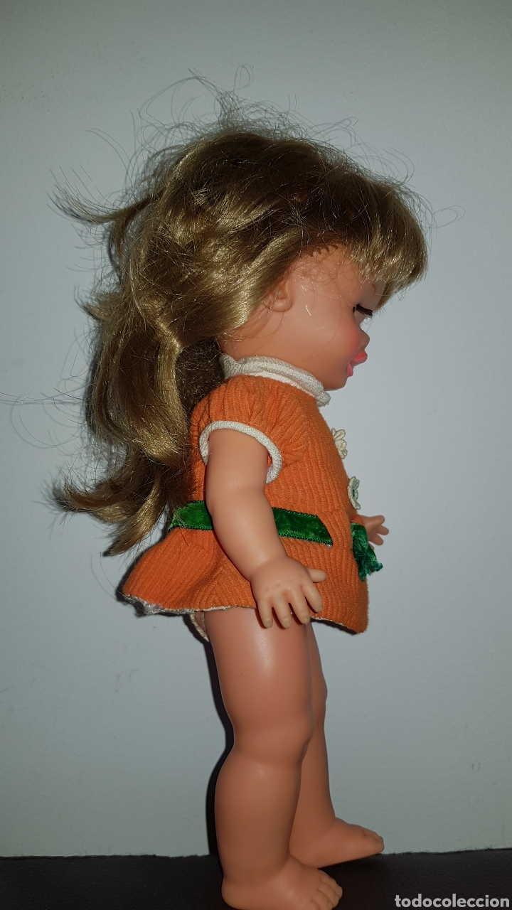 Otras Muñecas de Famosa: Preciosa y dificilísima muñeca Peque Parlanchina Famosa años 60 Mattel México 1967 - Foto 7 - 141560945