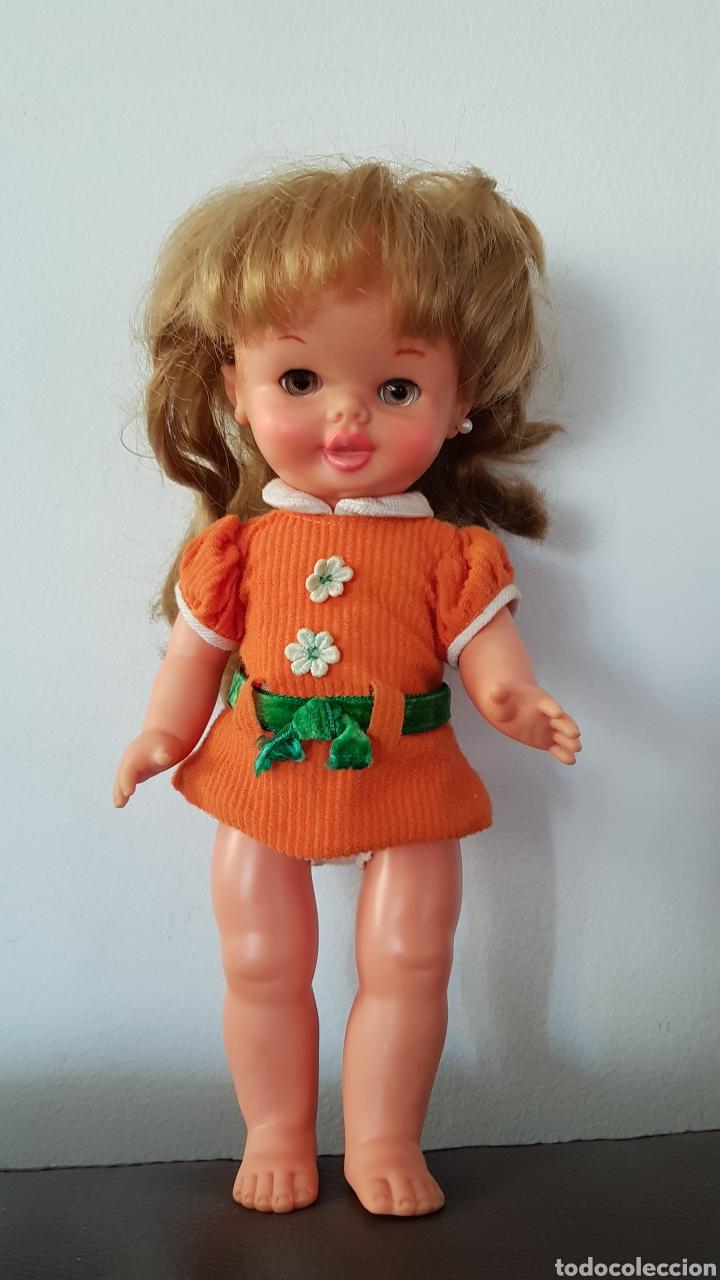 Otras Muñecas de Famosa: Preciosa y dificilísima muñeca Peque Parlanchina Famosa años 60 Mattel México 1967 - Foto 9 - 141560945
