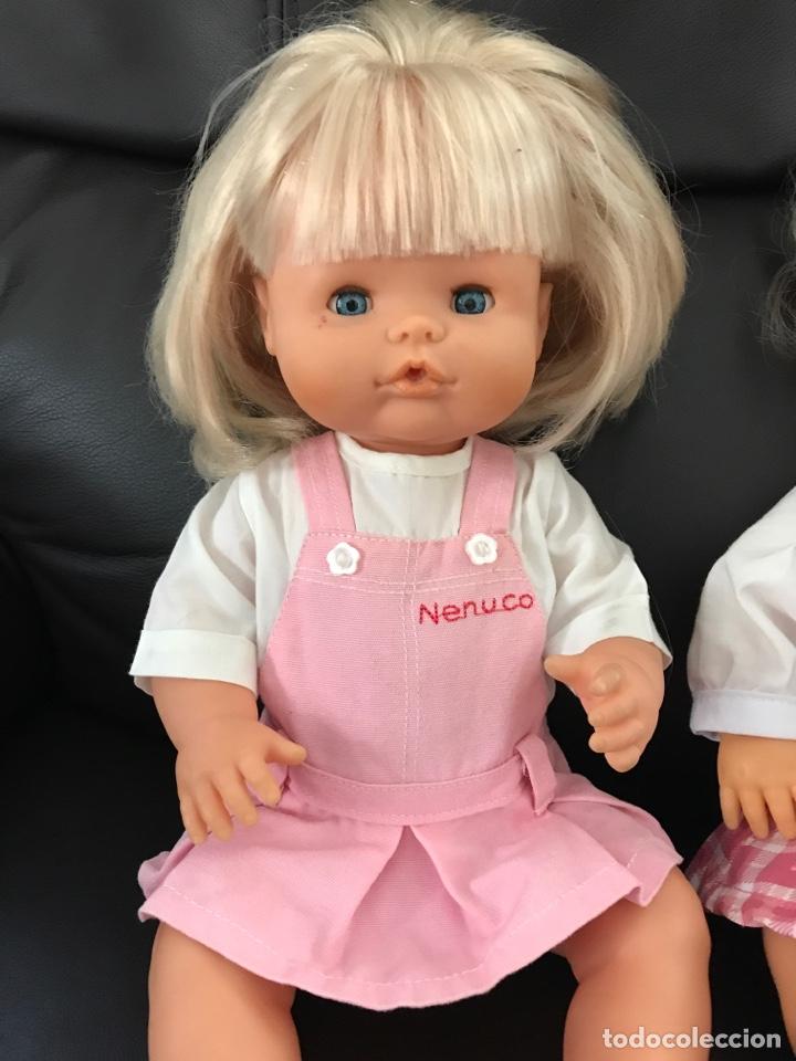 Otras Muñecas de Famosa: Nenuco y Nenuca colegiales - ropa original - Foto 2 - 141893592