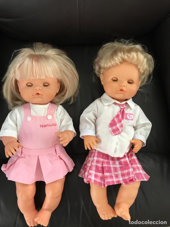 Otras Muñecas de Famosa: Nenuco y Nenuca colegiales - ropa original - Foto 4 - 141893592