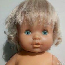 Otras Muñecas de Famosa: MUÑECA NENUCA NENUCO NIÑA ANTIGUA. Lote 142072949