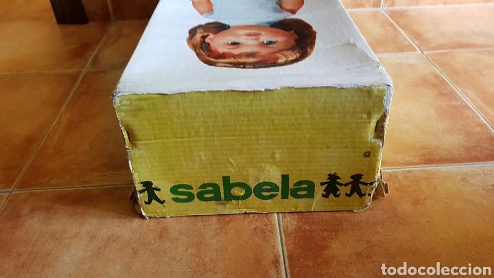Otras Muñecas de Famosa: DIFÍCIL CAJA MUÑECA SABELA DE FAMOSA AÑOS 60 - Foto 3 - 142142946