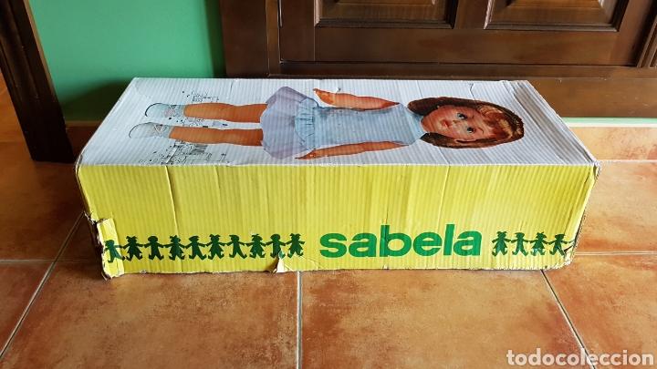 Otras Muñecas de Famosa: DIFÍCIL CAJA MUÑECA SABELA DE FAMOSA AÑOS 60 - Foto 4 - 142142946