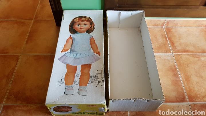 Otras Muñecas de Famosa: DIFÍCIL CAJA MUÑECA SABELA DE FAMOSA AÑOS 60 - Foto 6 - 142142946