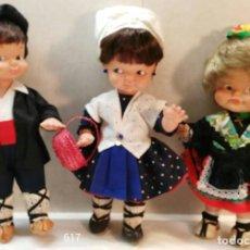 Otras Muñecas de Famosa: PAREJA DE FAMOSA Y FLORIDO. Lote 142333274