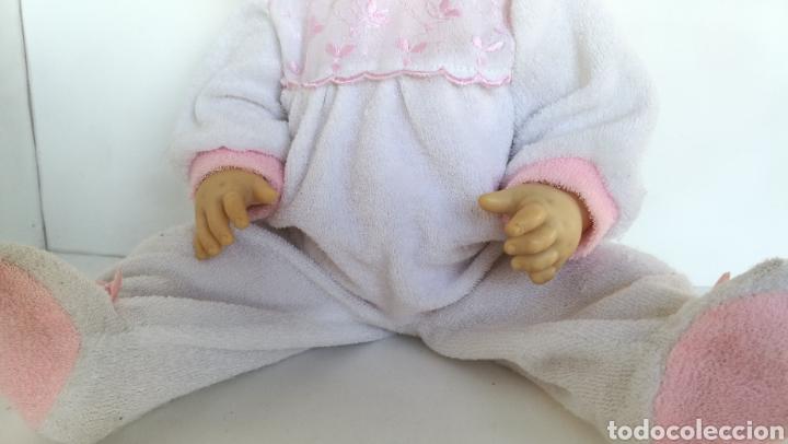 Otras Muñecas de Famosa: Nenuco ojos margarita azules Famosa, rubio flequillo años 70 bebe niña - Foto 4 - 142397998