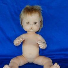 Otras Muñecas de Famosa: RARO MUÑECO NENUCO MULATO CUERPO TODO DE GOMA BLANDO VER FOTOS Y DESCRIPCION! SM. Lote 142794262