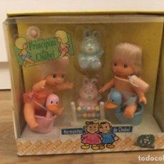 Otras Muñecas de Famosa: HERMANITOS DE CHABEL. CHABEL. 1991. Lote 143106378