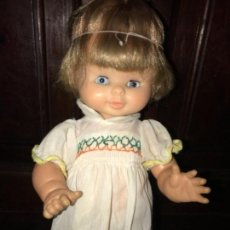 Otras Muñecas de Famosa: MARILOLI O MARI LOLI DE FAMOSA 70, PELO PELIRROJO, CORTO ORIGEN. Lote 151584374
