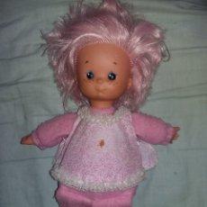 Otras Muñecas de Famosa: MUÑECA DE FAMOSA AÑOS 70 NOMBRE BABY ROSA ETIQUETA Nº 50 ROPITA ORIGINAL. Lote 143818706
