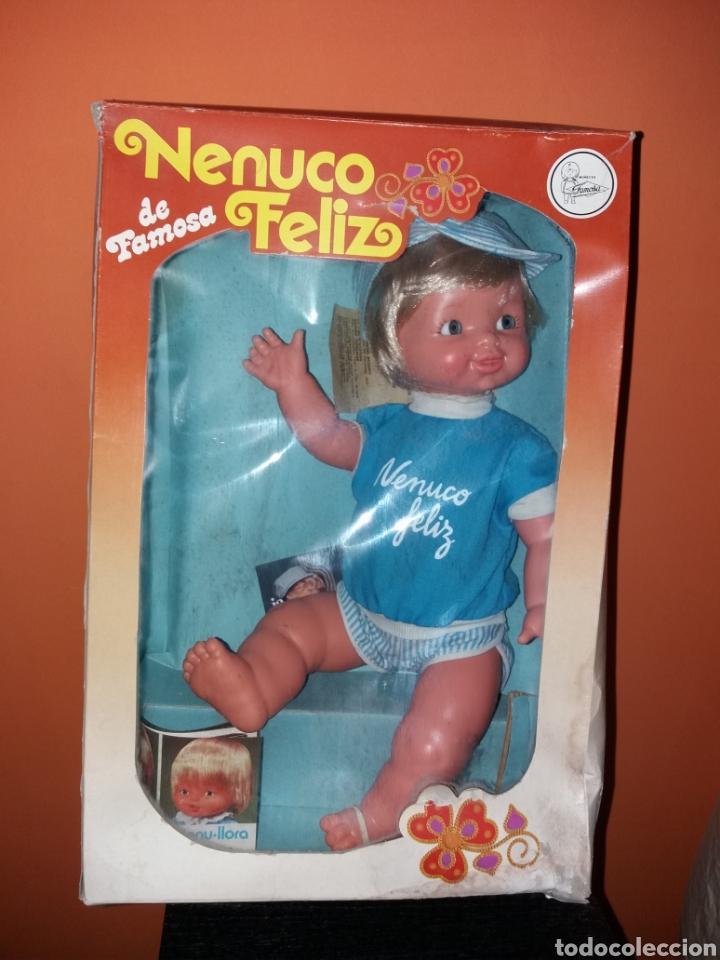 NENUCO FELÍZ DE FAMOSA - NUEVO¡¡ (Juguetes - Muñeca Española Moderna - Otras Muñecas de Famosa)