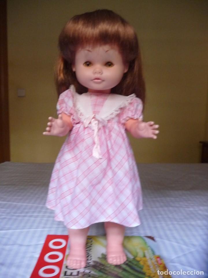 Otras Muñecas de Famosa: Muñeca Mari Pili de famosa pelirroja con ojos margarita años 60 anterior a Nancy Maripili - Foto 2 - 143913462