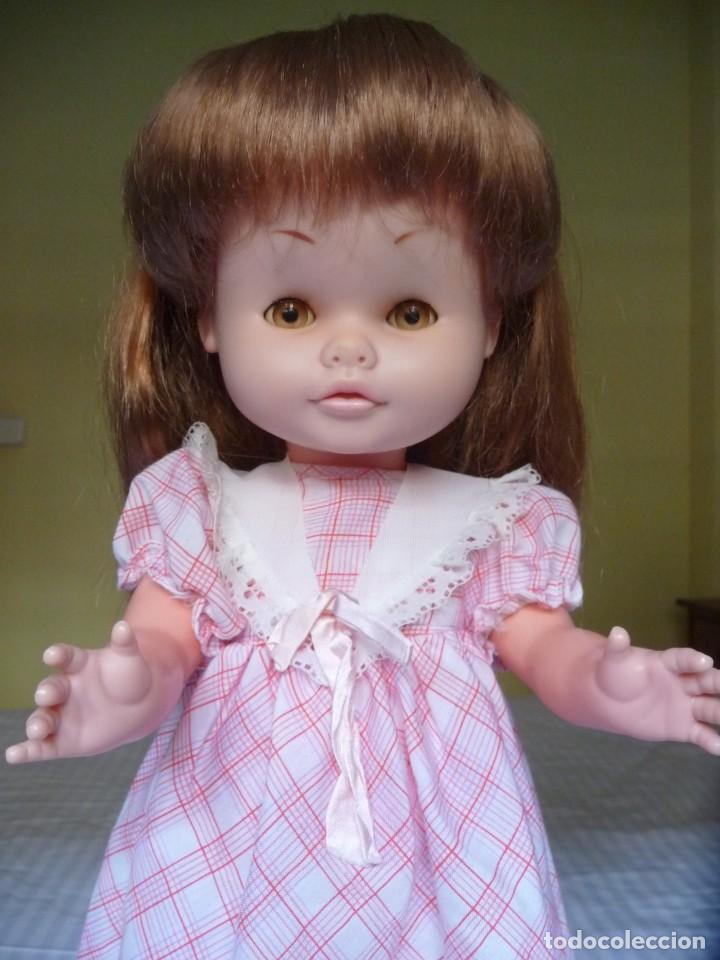 Otras Muñecas de Famosa: Muñeca Mari Pili de famosa pelirroja con ojos margarita años 60 anterior a Nancy Maripili - Foto 3 - 143913462