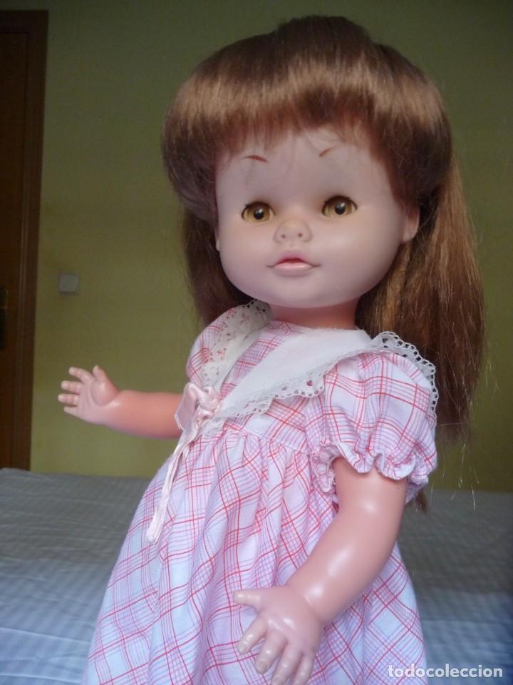Otras Muñecas de Famosa: Muñeca Mari Pili de famosa pelirroja con ojos margarita años 60 anterior a Nancy Maripili - Foto 5 - 143913462
