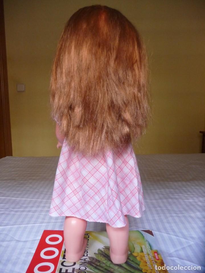 Otras Muñecas de Famosa: Muñeca Mari Pili de famosa pelirroja con ojos margarita años 60 anterior a Nancy Maripili - Foto 7 - 143913462
