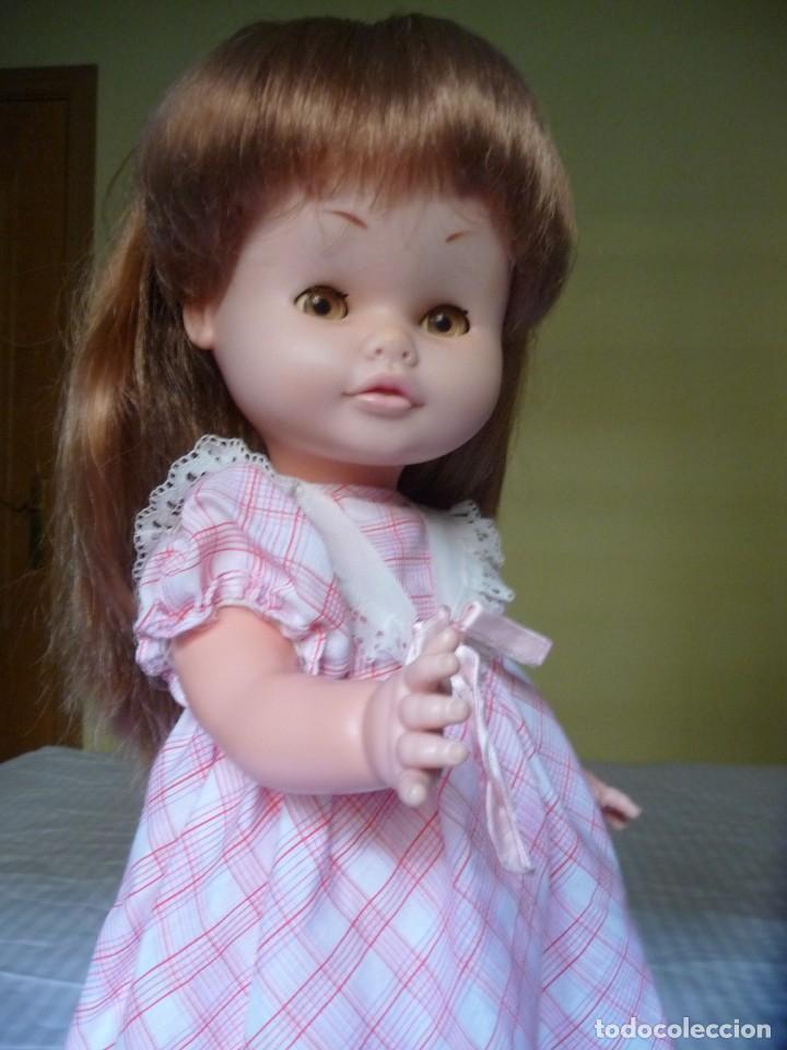 Otras Muñecas de Famosa: Muñeca Mari Pili de famosa pelirroja con ojos margarita años 60 anterior a Nancy Maripili - Foto 8 - 143913462