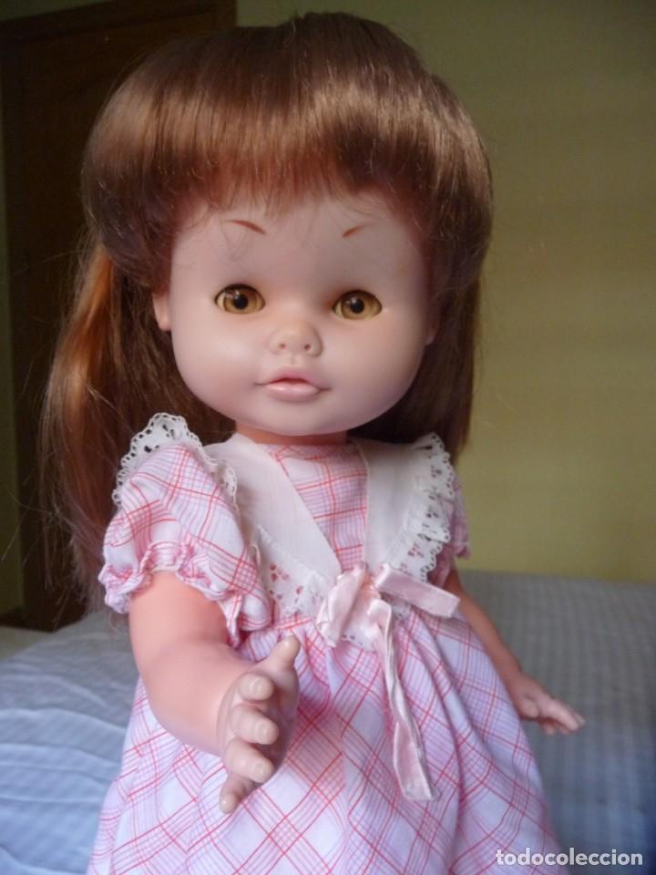 Otras Muñecas de Famosa: Muñeca Mari Pili de famosa pelirroja con ojos margarita años 60 anterior a Nancy Maripili - Foto 9 - 143913462