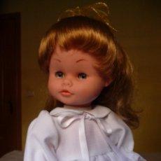 Otras Muñecas de Famosa: MUÑECA MARI PILI DE FAMOSA RUBIA CASTAÑA CON OJOS MARGARITA AÑOS 60 ANTERIOR A NANCY MARIPILI. Lote 143913626